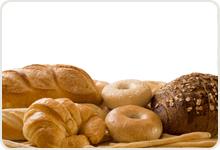 Bagværk, brød, kager og boller