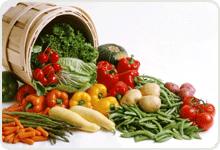 Grønsager og Vegetarmad