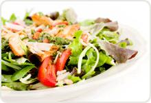 Opskrifter på Salater og Dressinger